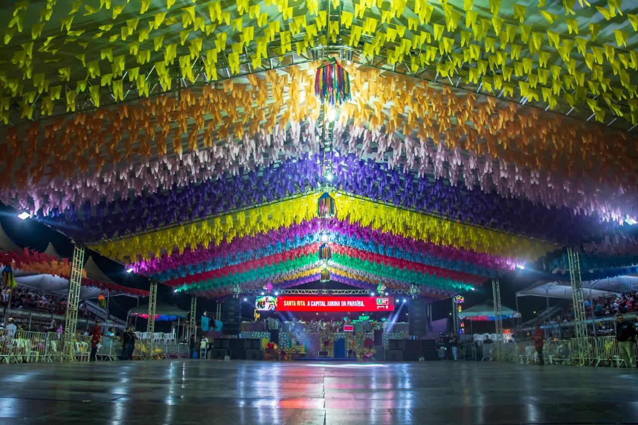 FESTIVAL2 - XII Festival Santa-ritense de Quadrilhas Juninas começa neste sábado