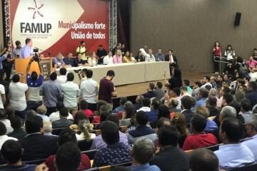 Famup1 1 770x500 - Famup pede a deputados e senadores que emendas de bancada sejam destinadas aos pequenos municípios