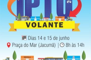 """IPTU Volante JACUMA - Prefeitura de Conde inicia nesta sexta-feira, as ações do """"IPTU Volante"""""""