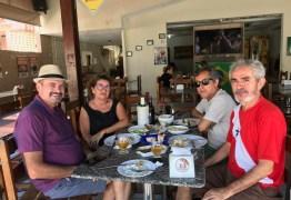 Jeová Campos se reúne com representantes da cultura e do cinema paraibano para definir detalhes da Sessão Solene que acontece dia 12