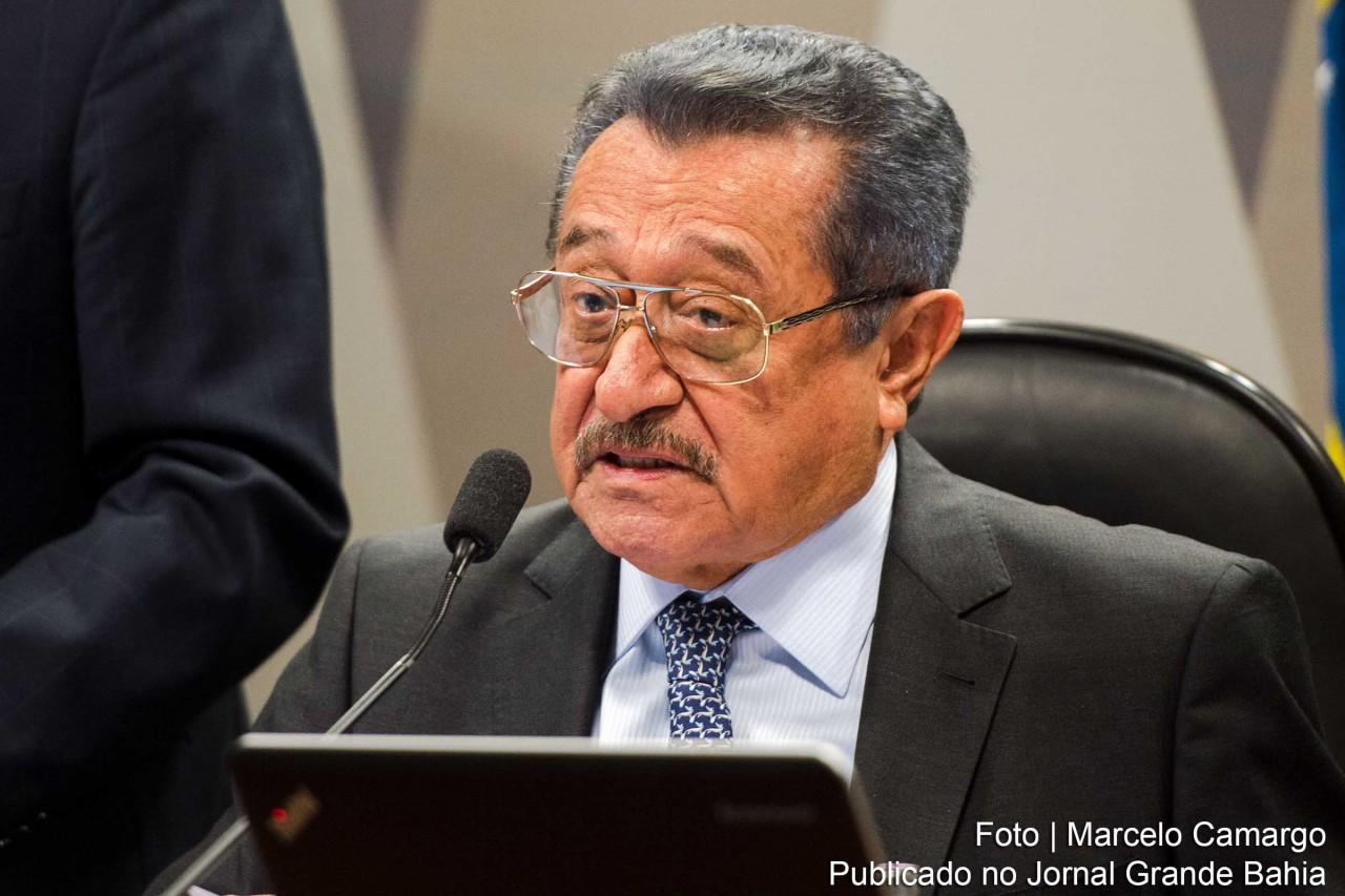 José Targino Maranhão - Senador José Maranhão tem melhora e é transferido para UTI humanizada em São Paulo