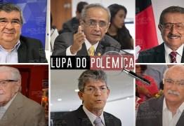 LUPA DO POLÊMICA: Mesmo com decisão do STF contrária ex-governadores, viúvas e filhas recebem pensões na Paraíba