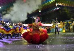 Junina Raio do Sol conquista o Festival Santa-ritense de Quadrilhas
