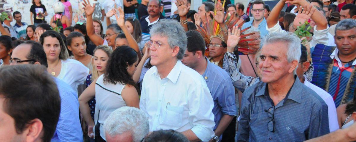 """Ricardo Coutinho 2 1200x480 - Ricardo critica Moro e denuncia """"Orcrim que condenou Lula"""""""