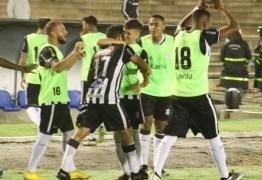 CAMPEONATO BRASILEIRO: Treze bate o Santa Cruz e volta a vencer na Série C