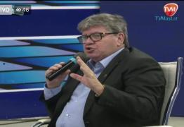 'QUEM GANHA É A CIDADE': João Azevêdo revela que suspensão do embargo à obra do Parque Sanhauá foi 'extremamente técnica'; VEJA VÍDEO