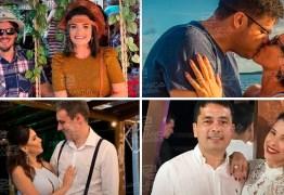 POSTANDO SEU AMOR: Confira os casais mais românticos da TV Paraibana