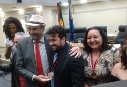 HOMENAGEM: ALPB concede Medalha Ednaldo do Egito a atores paraibanos que atuaram no filme Bacurau já premiado em Cannes