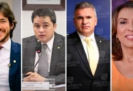 GREVE GERAL: Julian Lemos vê 'fracasso', Pedro critica 'partidarização', Efraim fala em 'intimidação' e Cida Ramos rebate críticas