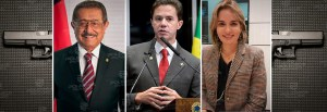 WhatsApp Image 2019 06 18 at 15.18.36 300x103 - DECRETO DAS ARMAS: Veneziano e Daniella reafirmam votos contrários; Maranhão não revela posicionamento