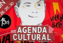 AGENDA CULTURAL: João Pessoa tem agenda repleta de atrações para o fim de semana