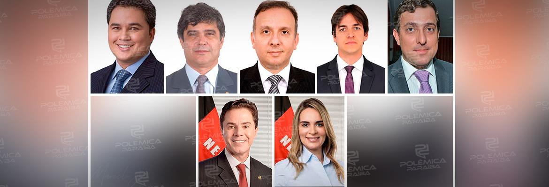 a6489c6c 5f01 4376 a597 28c4cf0fa4b6 - CABEÇAS DO CONGRESSO: Diap divulga lista dos políticos mais influentes e cinco nomes de destaque são da Paraíba