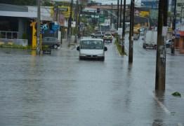 BOLETIM: Defesa Civil, Sedes e Semob atualizam informações sobre as chuvas em João Pessoa