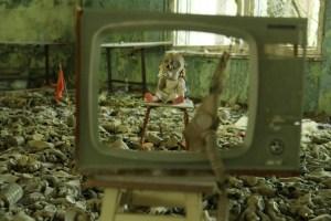 acidente nuclear em chernobyl 11 300x200 - 33 anos depois do acidente nuclear, veja como está Chernobyl na vida real