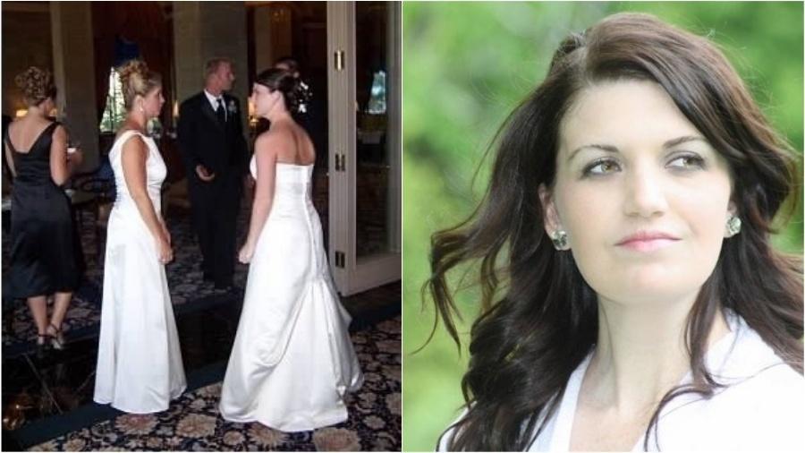 amy penzza e sua sogra 1561561467213 v2 900x506 - Sogra dela usa vestido de noiva para a casamento