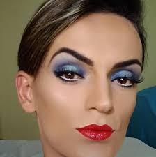 anderson correa makeup - Ex-morador de rua vira maquiador e faz sucesso nas redes sociais