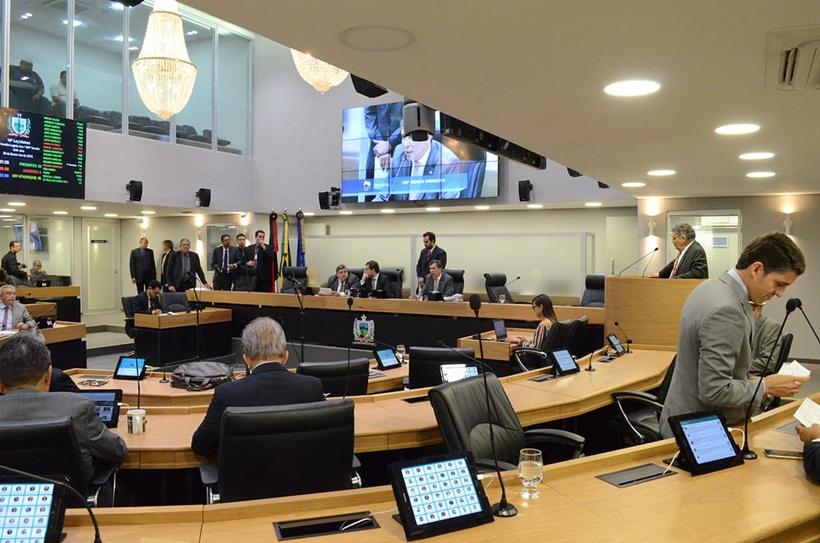 assembleia legislativa - 'Tentam transformar o debate em palanque político':Ricardo Barbosa nega acusação da oposição de criação de obstáculo para a CPI da Cruz Vermelha