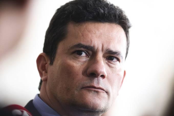brasil politica ministro sergio moro 20190219 003 - Moro diz que não vê anormalidade em 'supostas mensagens' vazadas