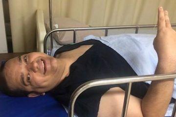 brunohospital 683x388 - Após cirurgia cardíaca, vereador Bruno Farias se recupera e pode receber alta na próxima sexta