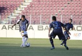 Botafogo-PB encara o Globo-RN no Almeidão e tenta se manter no G-4