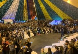 MAIOR SÃO JOÃO DO MUNDO: 164 casais oficializam união durante casamento coletivo em Campina Grande