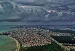 PERIGO: sobe para 87 o número de cidades em alerta por causa de fortes chuvas na Paraíba; veja