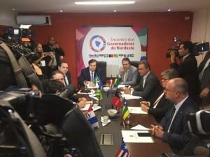 dab09a60 eee9 4082 9f5f db7e190122e7 300x225 - João Azevêdo faz avaliação positiva de encontro com Rodrigo Maia e defende Estados na Reforma da Previdência