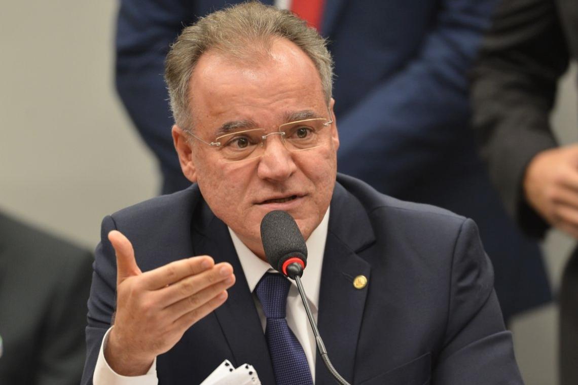 deputado samuel moreira psdb sp relator da  - Relator da Reforma da Previdência muda regra para pensão, salário-família e auxílio para presos