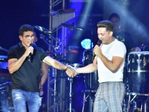 dsc 8111 300x225 - AMIZADE: Wesley Safadão homenageia Gabriel Diniz em show no Recife