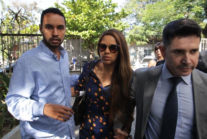 flordelis - 'Quero justiça pela morte do meu marido', afirma deputada Flordelis