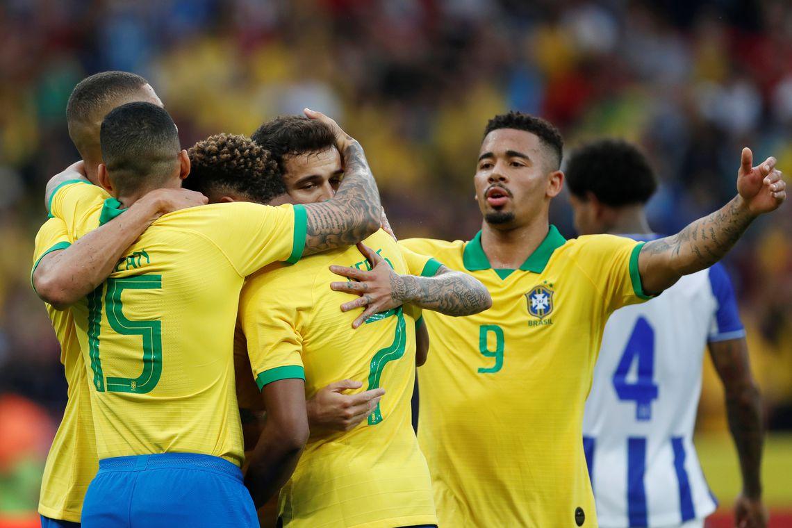 futebol - Em reunião, Conmebol decide que Brasil sediará Copa América 2021
