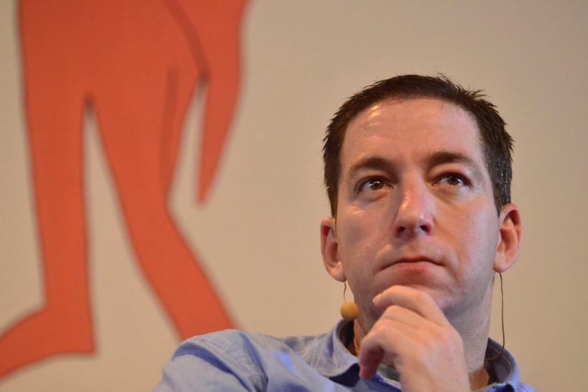 gleen greenwald - VAZA-JATO: Justiça quebra sigilo de e-mail usado por hackers para falar com Gleen Greenwald