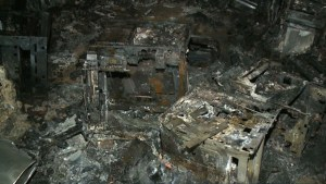 incendio galpao 300x169 - FOGO: Incêndio atinge galpão de resíduos de eletroeletrônicos, no Conde, PB