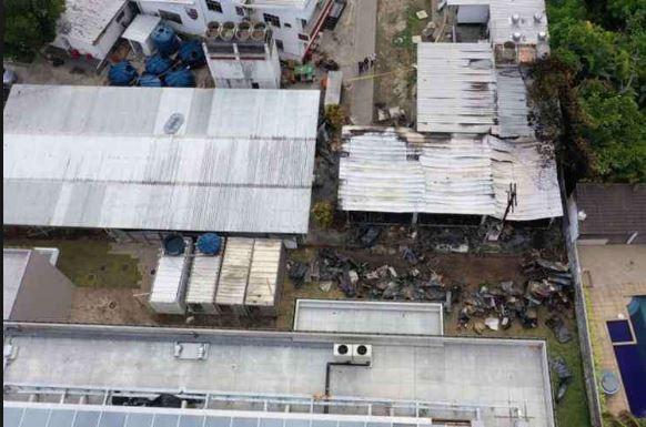 NINHO DO URUBU: Ex-presidente do Flamengo é indiciado pelas mortes em incêndio