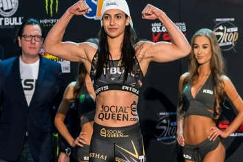 lipski 300x200 - PROMESSA BRASILEIRA: Ariane projeta primeira vitória no UFC