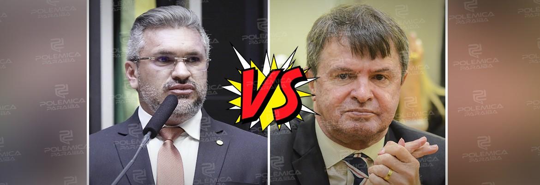montagem495 - 'PINGUÇO' NO PSL: Julian Lemos chama Moacir Rodrigues de 'João Cana Brava'