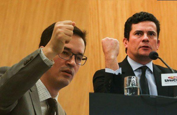 moro e dalagnoll ag brasil 600x391 - NO ALVO DA INVESTIGAÇÃO DO MP: Conselheiros pedem apuração de conduta de procuradores envolvidos no vazamento de mensagens