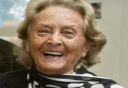 Mãe de ex-prefeito de Campina Grande morreu neste domingo