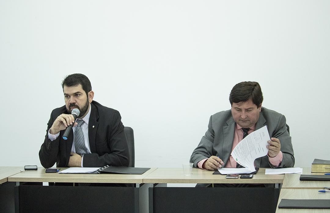 nomeação coordenador cefisp ok - Delegados são nomeados durante reunião de diretoria do Creci-PB