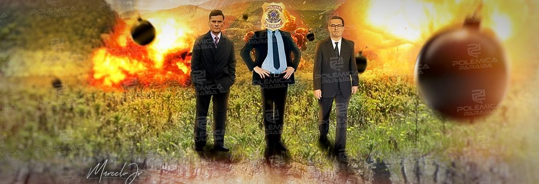 sérgio moro deltan dallagnol polícia federal - LAVA JATO NA BERLINDA: O bombardeio sofrido pela operação após revelações do The Intercept - Por Nonato Guedes