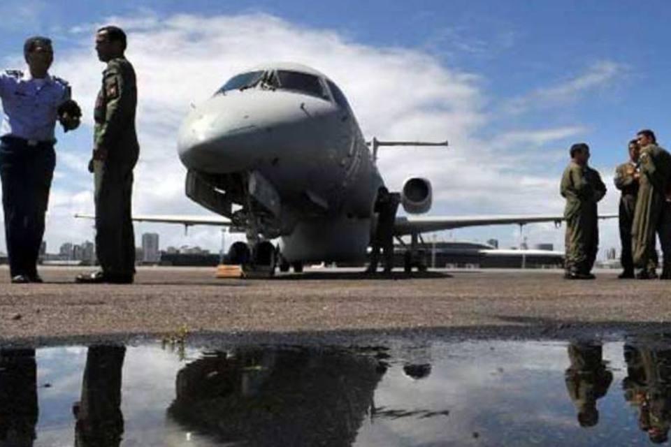size 960 16 9 aviao fab8 - FAB investiga se sargento preso na Espanha passou por raio-X no Brasil