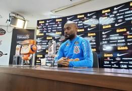 """Vagner Love explica estratégia do Corinthians contra o Flamengo e rechaça """"jogo do ano"""""""