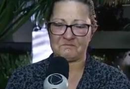 """'Não tenho vontade de viver', diz mãe da namorada do ator de """"Chiquititas"""""""