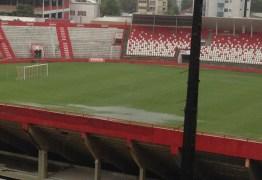 CBF adia Náutico x Botafogo-PB para esta segunda-feira