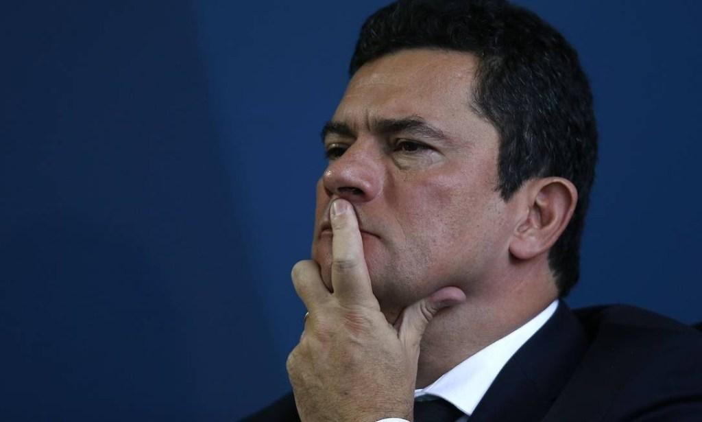 x82767710 BSBBrasiliaBrasil20 05 2019O ministro da Justica Sergio Moro participa de solen.jpg.pagespeed.ic .tFIxAhfOne 1024x615 - Moro participou da corrupção de funções - Por Conrado Hübner Mendes