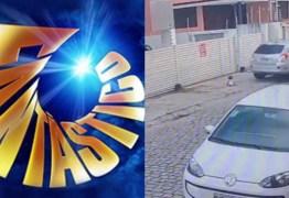 EM JOÃO PESSOA: Fantástico mostra caso da mulher que ameaçou atropelar a filha na frente da casa do ex