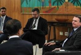 Gabinete de Bolsonaro passará a ter bloqueador de celular