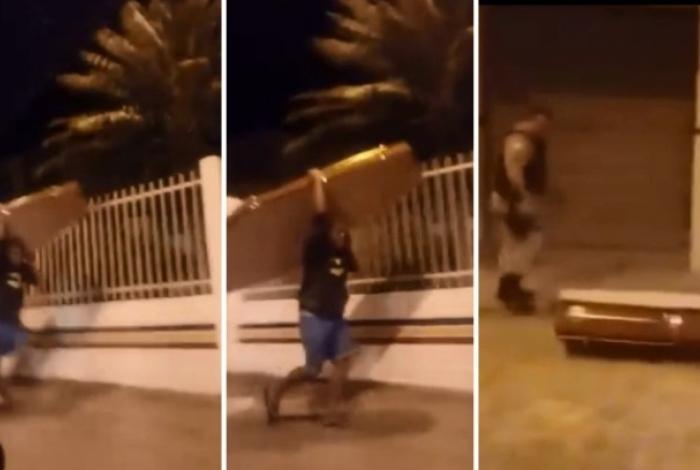 1 bewfrkra2ml7h3d390v0aucfo 11947112 - 'Para comprar cachaça': homem é preso após furtar caixão - VEJA VÍDEO