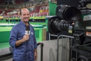 1 uchoa cobre olimpiada 12023188 300x201 - DESGASTE: Marcos Uchôa se afasta da TV Globo por conta de desentendimentos