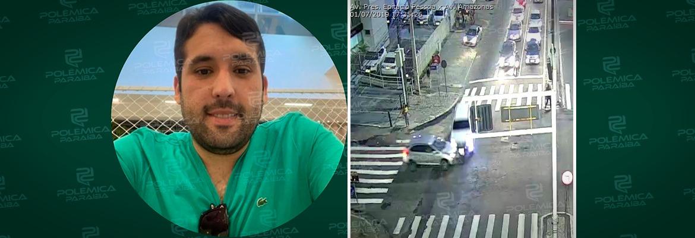 1c70ecaa e2c5 423e b163 84dc275d5285 - VÍDEOS MOSTRAM ELE BEBENDO: Polícia confirma identidade do motorista que causou acidente na Epitácio